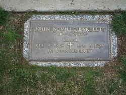 John Neville Bartlett