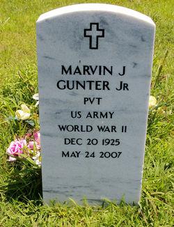 Marvin L Gunter Jr.