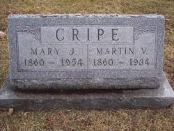 Martin Van Buren Cripe