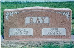 Henry Grady Ray