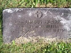 Christopher Columbus Clark