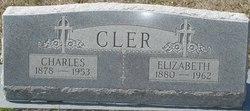 "Elizabeth ""Lizzie"" <I>Kleiss</I> Cler"