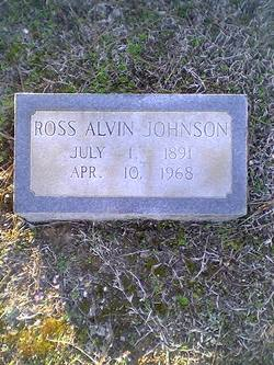 Ross Alvin Johnson
