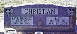 R. C. Christian