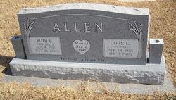 LTJG John Langdon Allen, Jr