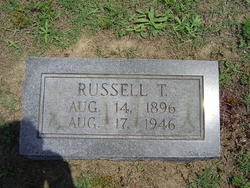 Russell Taylor Adkins