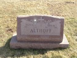 Francis A. Althoff