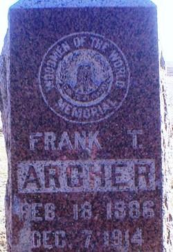 Frank T. Archer