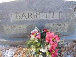 Plessie T. Barrett