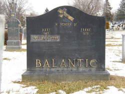 Mary Balantic