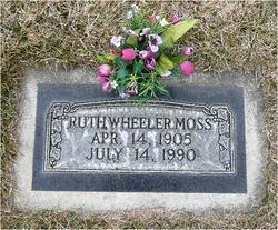 Ruth Moss
