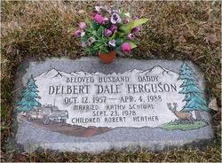 """Delbert William """"Dale"""" Ferguson"""