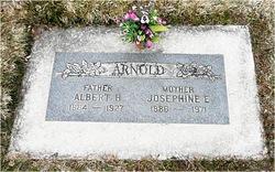 Josephine Caroline <I>Erickson</I> Arnold
