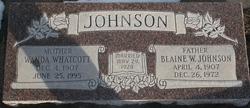 Blaine Walker Johnson