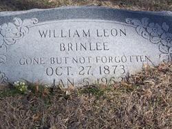 "William Leon ""Hoss"" Brinlee"