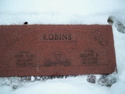 Vera Ileene <I>Flint</I> Robins