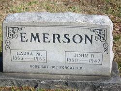 Laura Mahaley <I>Merrell</I> Emerson