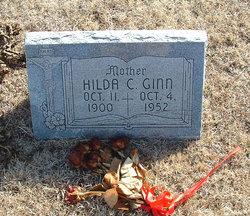 Hilda C. <I>Mangold</I> Ginn