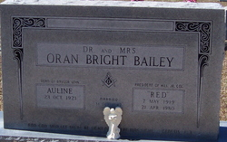 Auline <I>Lowery</I> Bailey