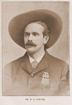 Dr William Frank Carver