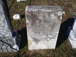 David M. Dickson