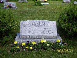 Josephine A. <I>Greene</I> Elkins