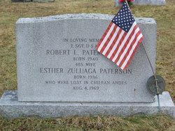 Sgt Robert Lee Paterson, Jr