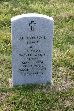 Alphonso L Lewis