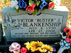 """Victor J. """"Buster"""" Blankenship"""