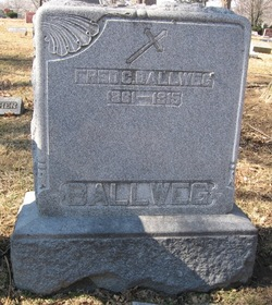 Fred Charles Ballweg Jr.