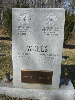 Clinton Fisk Wells, Jr