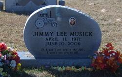 Jimmy Lee Musick