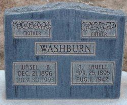 Alvin Lavell Washburn