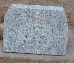 Lavell Berk Washburn