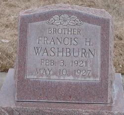 Francis Hugh Washburn