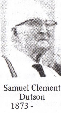 Samuel Clement Dutson