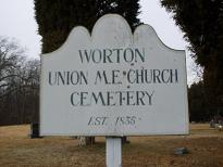 Worton Union ME Church Cemetery