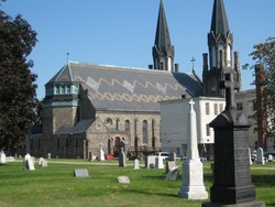 Old Cathedral Cemetery