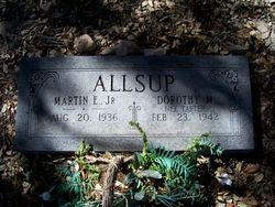 Martin Everett Allsup, Jr