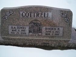 Binden Blood Cottrell