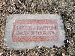 Hattie Josephine Barton