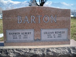 Harmon Albert Barton