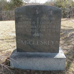 Warren B. McCleskey