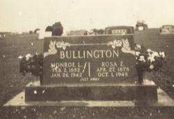 Monroe Lighue Bullington