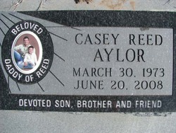 Casey Reed Aylor