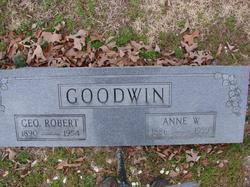 Winnie Anne <I>Park</I> Goodwin