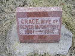 Ada Grace <I>Hancock</I> McCartney