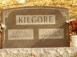 Fannie <I>Adams</I> Kilgore