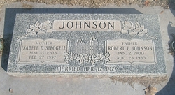 Robert Edward Johnson