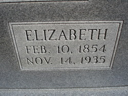 Elizabeth <I>Cummings</I> Clark